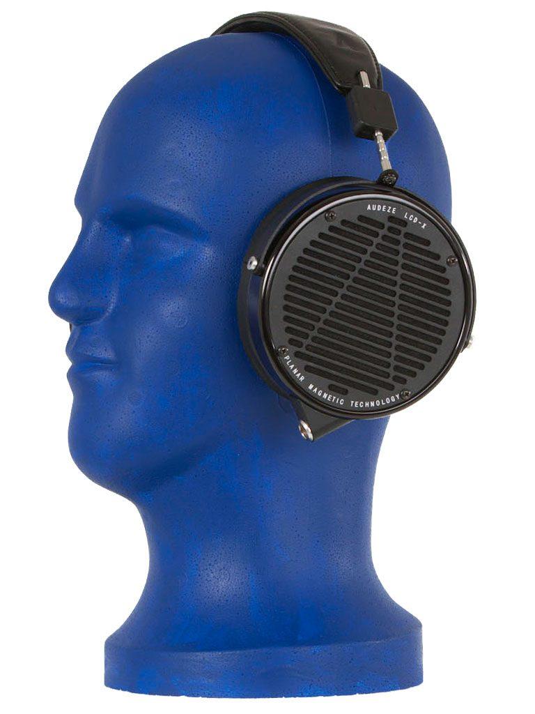 Der Audeze LCD-X Over Ear Kopfhörer.