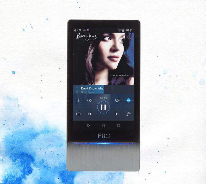 Digital Audio Player von FiiO Modell X7. High-Res Digital Audio Player machen Musikgenuss in Studioqualität auch unterwegs möglich. FiiOs Top-Modell X7 vereint exzellente Klangqualität mit einem modularen Verstärkerkonzept und komfortabler Bedienung.