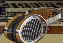 Kopfhörer von HIFIMAN Modell HE 1000 V2.