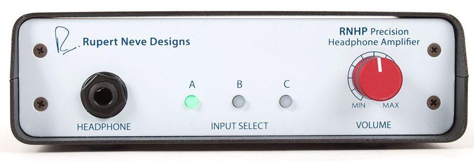 Kopfhörerverstärker von Rupert Neve Design Modell RNHP.