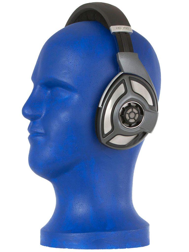 Der Tragekomfort hängt stark von der Kopfform des Hörers ab.