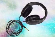Kopfhörer von Shure Modell SRH1440.
