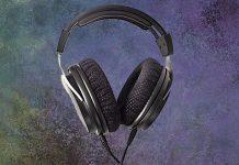 Mit einem sehr bequemen Kopfbügel und den weichen Ohrpolstern sorgt der SRH1540 für höchsten Tragekomfort.