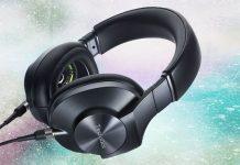 Der Technics EAH-T700 Kopfhörer in seiner vollen Pracht.