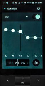 Digital Audio Player von Astell & Kern Modell KANN. ...und einer parametrischen Ausführung zur Wahl.