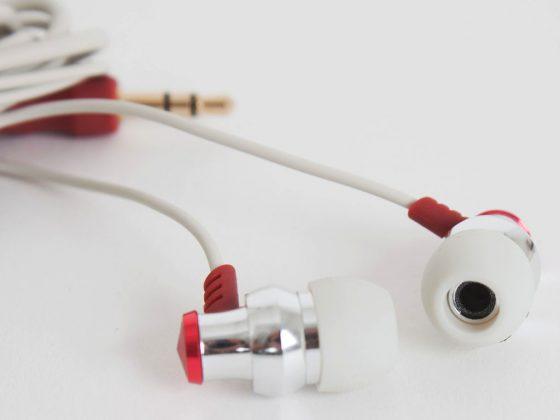 Der Brainwavz Delta In Ear Kopfhörer.