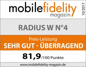 radius W n°4