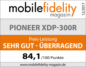 Digital Audio Player Pioneer XDP-300R