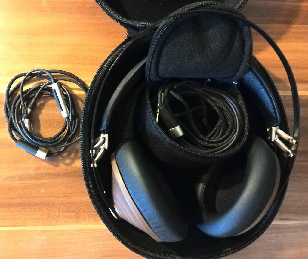 Kopfhörerkabel richtig aufwickeln