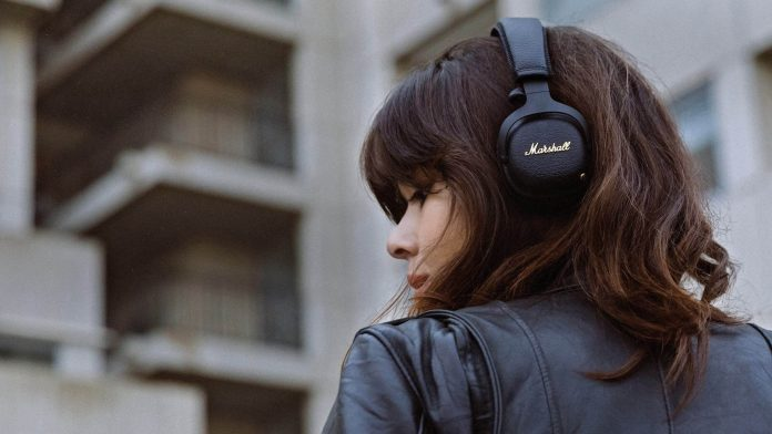 Mid A.N.C. von Marshall mit Active Noise Cancelling