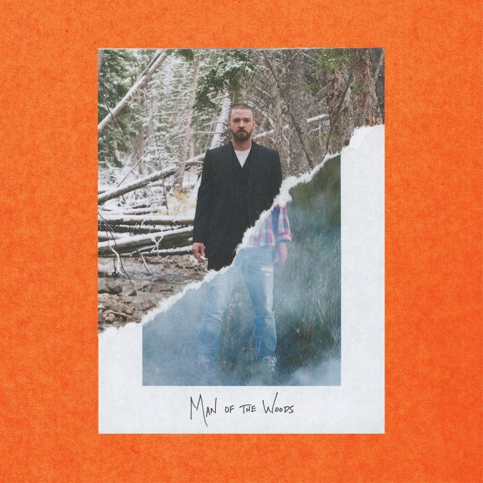 JustinTimberlake Man of the woods
