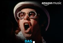 "Streaming Special ""Das Soundboard mit Elton John"" auf Amazon Music"
