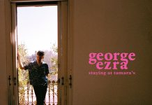 george ezra staying at tamara's