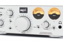 SPL Phonitor 2 front