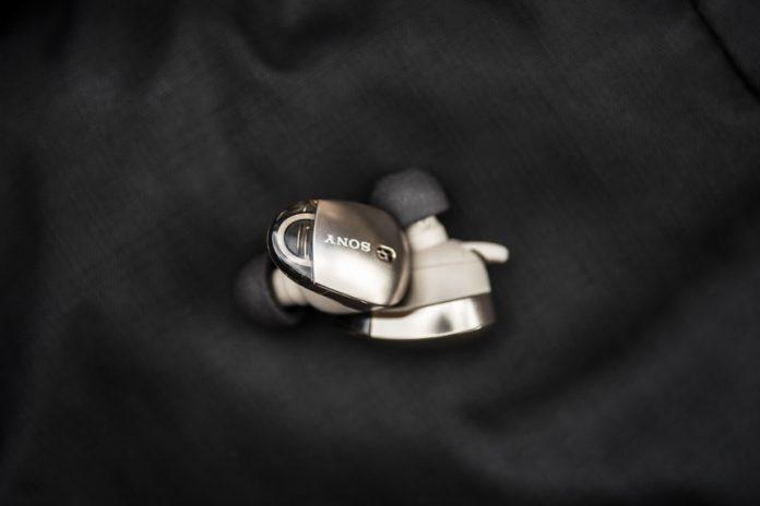 Sony WF-1000X -Aufmacher
