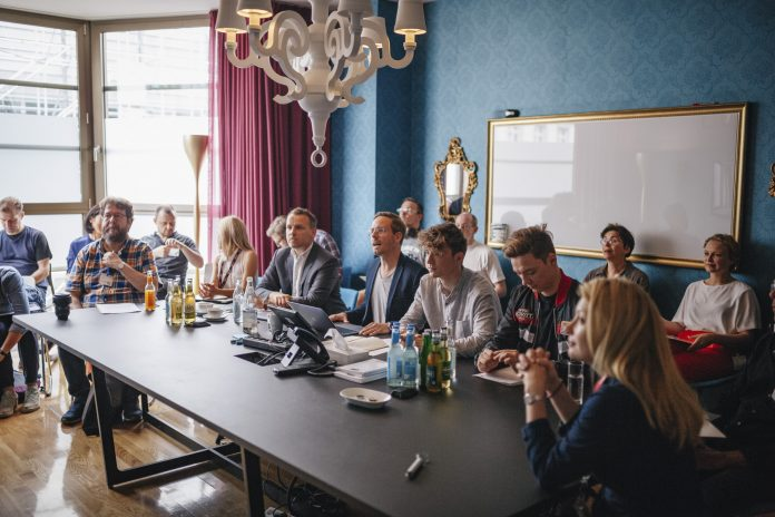 Pressekonferenz zum YouTube Music Launch