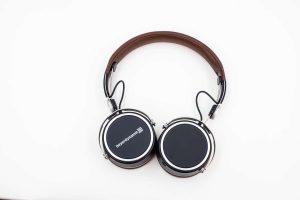 Kopfhörer als Headset