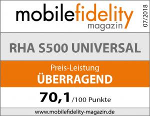 Tesiegel RHA S500 Universal