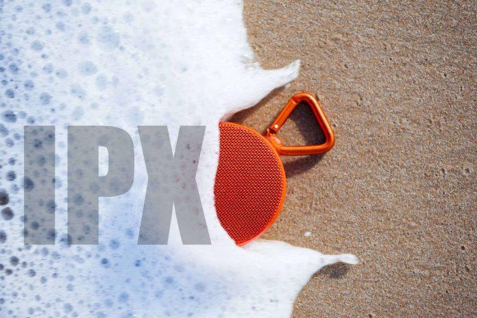 Wasserfest oder staubdicht - Wofür steht eigentlich IPX, IPX4, IPX 5 oder IP6X?