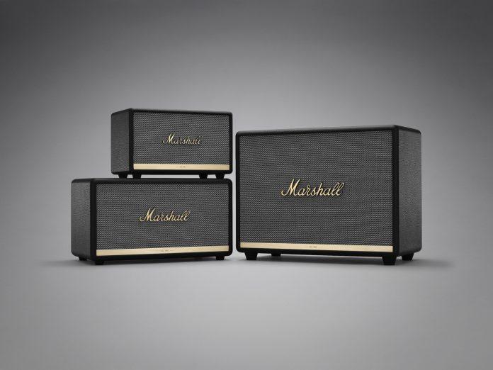 Marshall Acton II, Stanmore II und Woburn II