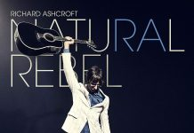 Richard Ashcroft Natural Rebel