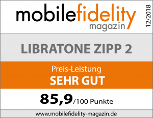 Testsiegel Libratone ZIPP 2