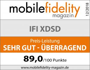 Testsiegel iFi xDSD