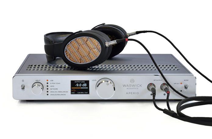 Warwick Acoustics Aperio