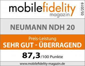 Testsiegel-Neumann NDH 20