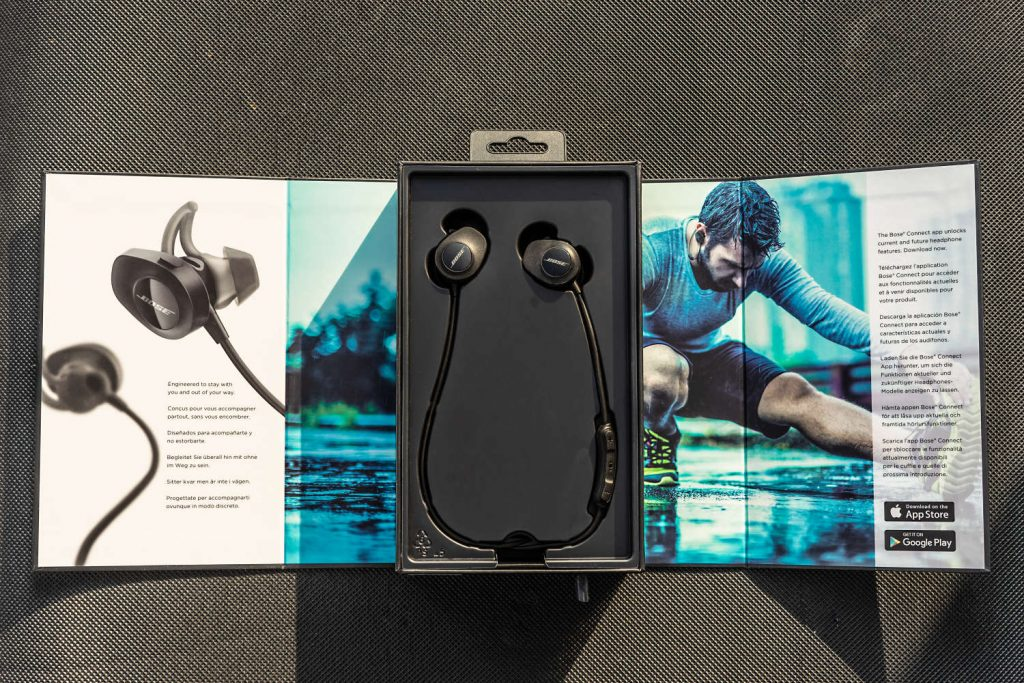In-Ear-Sportkopfhörer Bose SoundSport Wireless