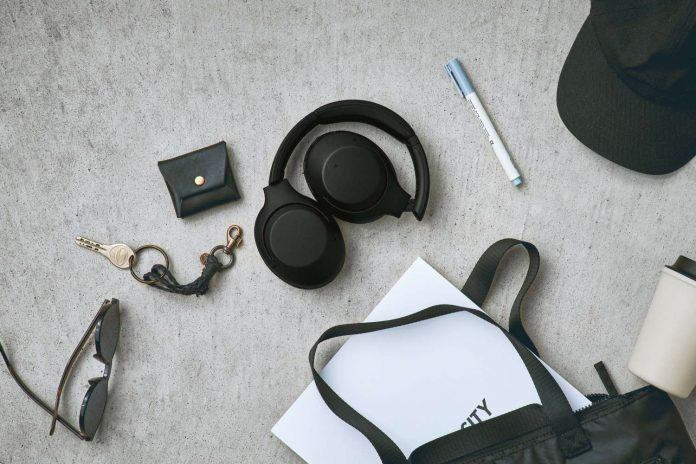 SONY neue Kopfhörer und Lautsprecher Mai 2019