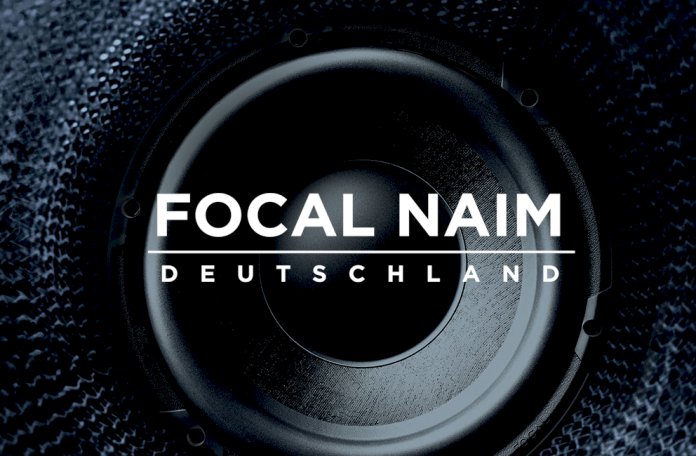 Focal Naim Deutschland mit Hintergrund