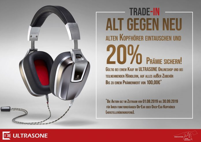 Ultrasone Trade-In