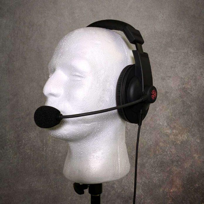 Radio Active Designs stellt das SPX-1 Professional Headset vor