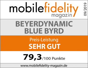 Testsiegel-BEYERDYNAMIC BLUE BYRD