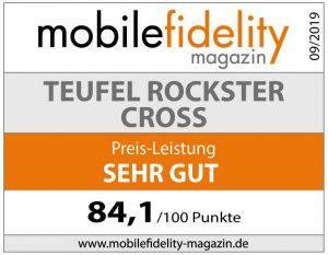 Testsiegel-TEUFEL-ROCKSTER-CROSS