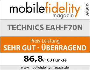 Testsiegel-Technics EAH-F70N