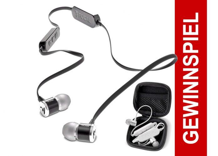 """Gewinnen Sie das In-Ear-Headset """"Spark Wireless"""" von Focal im Wert von 99 €"""