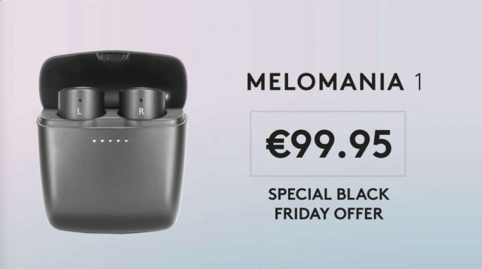 Cambridge Audio Melomania 1 Black Friday