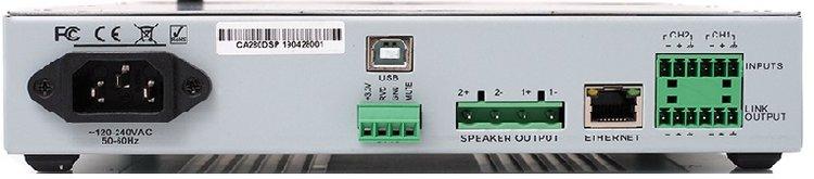 Cornered Audio CA280 Back
