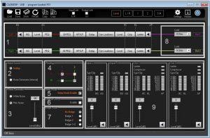 Cornered Audio CA280 Software