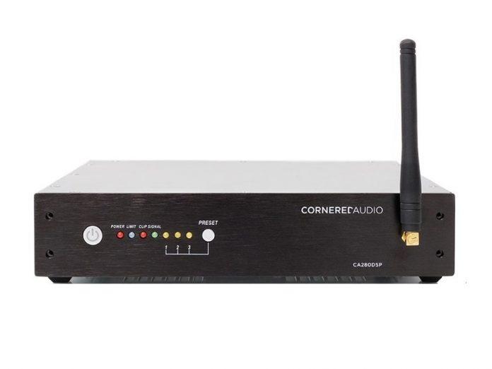 Cornered Audio CA280DSP Front