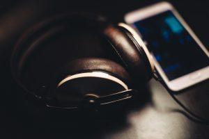 Kopfhörer Einbrennen