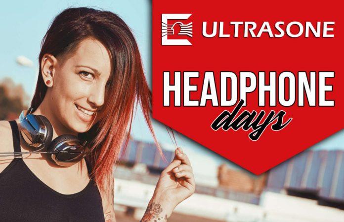 ULTRASONE headphone days