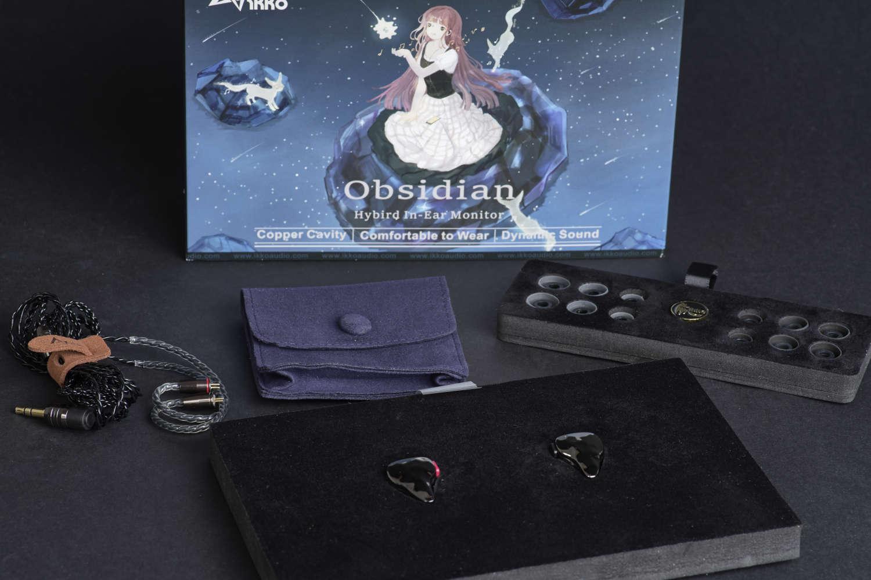ikko Obsidian OH10 Zubehör