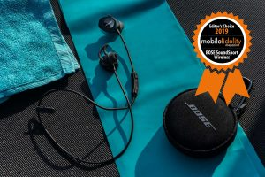 Bose SoundSport Wireless Editor's Choice 2019
