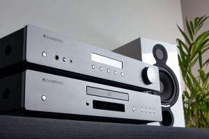 Cambridge Audio AXA35 und AXC35
