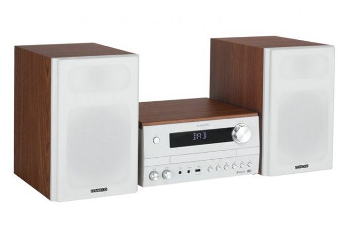 Hi-Fi-Anlage Kenwood M-820DAB-W