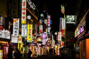 K-Pop - South Korean Nightlife