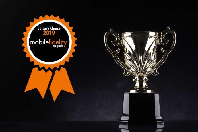 mobilefidelity Editor's Choice 2019 Aufmacher Siegel
